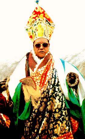 Kyabjé Ögyen Kusum Lingpa