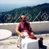 roof of the Vajra Hotel 1993